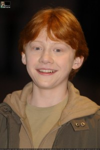 Rupert Grint Biography » Rupert at HP1 World Premiere