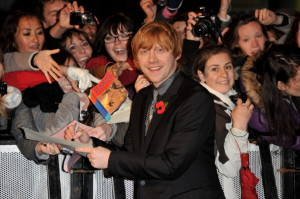 Harry Potter and The Deathly Hallows - World Premiere - Inside Arrivals