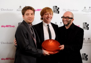 South Bank Sky Arts Awards - Winners Boards
